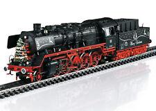 BRAND NEW MARKLIN HO DIGITAL Christmas Steam Locomotive & Tender - BR 50,  37838