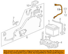 Chevrolet GM OEM 12-18 Sonic Battery-Negative Cable 95319180