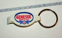 Genesee Beer & Ale Advertising Promo Bottle Opener Key Chain New NOS