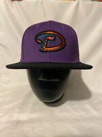 Arizona Diamondbacks Season PRO STANDARD PURPLE Fitted Hat