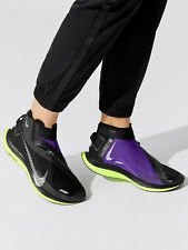 WOMENS NIKE ZOOM PEGASUS TURBO SHIELD SIZE UK 5.5 EUR 39 (CJ9712 001) FIRE BLACK