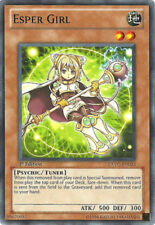 Yugioh! Esper Girl - EXVC-EN023 - Common - 1st Edition Near Mint, English