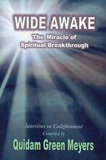 Wide Awake - The Miracle of Spiritual Breakthrough  - Quidam Green Meyers  P0118