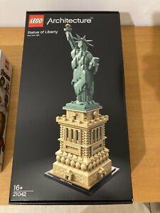 Lego® (21042) Architecture Freiheitsstatue Neu & Originalverpackt