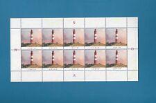 BRD / BUND  Nr. 2678 , Leuchtturm Amrum,  kompletter  Zehnerbogen  ** !!