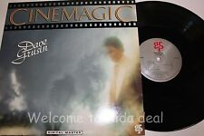 Dave Grusin & The London Symphony Orchestra - Cinemagic (1987) LP (LN) 12""