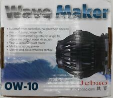 JEBAO Aquarium Reef Wave Maker Pump with Controller Powerhead OW-10 OW-25 OW-40
