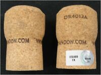 Chandon California Champagne Cork From Dodgers Win Championship 2013 Braves NLDS