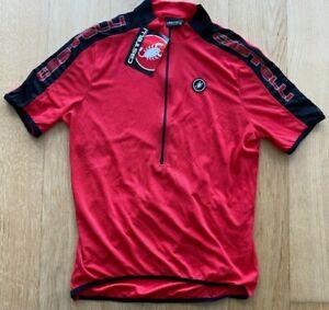 Brand New Original CASTELLI Cycling Jersey XL