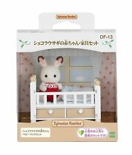 Sylvanian Families Chocolate Rabbit Baby Furniture Calico Critters FD-13