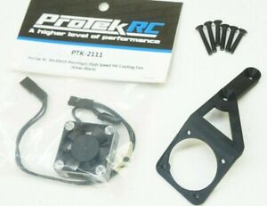 Upgrade Motor Cooling Fan Mount (30x30) For Losi 22s 69 Camaro NPRC RC Drag Car