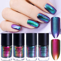 9ml Nail Polish Chameleon Sequins Nail Art  Chrome Varnish Born Pretty