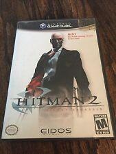 Hitman 2: Silent Assassin (Nintendo GameCube, 2003) Nice Disk G1