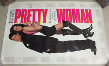 Pretty Woman (1990) 18x27 Promotional Poster Julia Roberts Richard Gere CLASSIC!