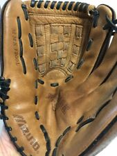 "Mizuno MMX 1200 L 12"" Buffalo Leather Youth Baseball Softball Glove Right  Throw"