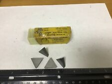 New Qty 4 Harrisville Tool Tpg432 Carbide Turning Inserts Grade 883