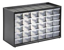 Caja Tornillos Organizador Tipo Estantería 30 cajones Herramientas Alta Calidad