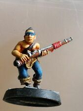 Ratskins gang painted Necromunda metal figure#5 citadel gw slotta games workshop