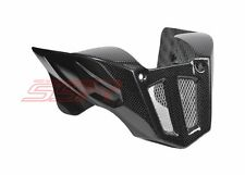 Ducati Hypermotard 796 1100 1100S EVO SP Lower Spoiler Belly Pan Carbon Fiber
