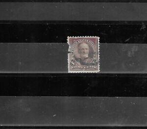 UNITED STATES 1893. GENERAL SHERMAN. DAMAGED LEFT HAND SIDE. AS PER SCAN