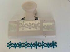 Martha Stewart Triple Snowflake Border Paper Punch