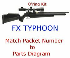 FX Typhoon O'ring Kit