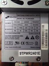 Shuttle PC35N240EN 240W 240 Watt Netzteil 60mm Lüfter 20p P4 HDD FDD Z688