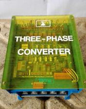 Zema 3-phasen Converter/Three Phase Converter / Imax 160A / Very Good Condition