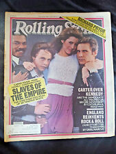 Carrie Fisher Star Wars Rolling Stone Magazine Back Issue #322 July 24,1980