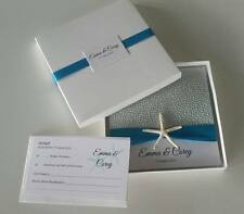 Beach Wedding Invitation (Sandy Nights) SAMPLE