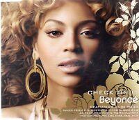 BEYONCE - CHECK ON IT (2 track CD single)