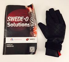 New! Swede-O Solutions Thermoskin Carpal Tunnel Black Glove Right- Size Large