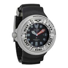 Citizen Men's Professional Diver Eco-Drive Date Calendar Watch BJ8050-08E