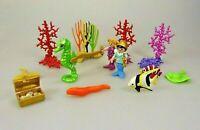 Playmobil Spielset Meereskönigreich Unterwasserwelt Konvolut