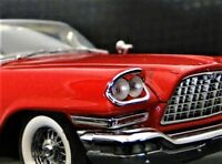 1 Car Inspiredby Cadillac Vintage 1957 18 Model 12 Built 24 Concept 25 1959