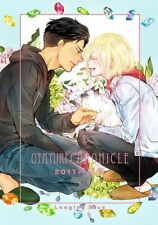 Yuri!!! on Ice YAOI Doujinshi ( Otabek x Yuri Plisetsky ) 140-page!! NEW!!