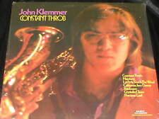 JOHN KLEMMER Constant Throb LP ORIGINAL 1972 JAZZ FUNK STILL SEALED !!
