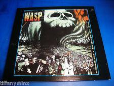 W.A.S.P. snapper cd HEADLESS CHILDREN sdpcd134 free US shipping