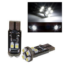 2 bulbs LED smd W5W / T10 Truck Heavyweight Truck 24 V White Renault Truck