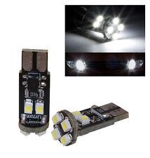 2 lampadine a LED smd W5W / T10 Camion Mezzi pesanti 24 V Bianco Renault Camion