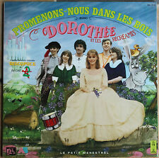 DOROTHEE ET LES RECREAMIS      33T  LP