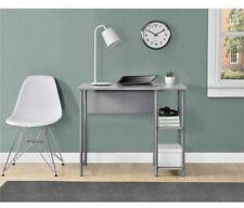 NEW! Student Computer Desk Kids Laptop Desk Furniture Table Dorm Room Home Gray