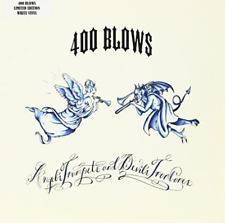 400 Blows-Angel`s Trumpets and Devil`s Vinyl Lp New
