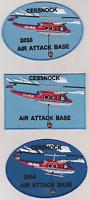 Cessnock Air Attack Fire Base Australia 2015 & 2016 patches