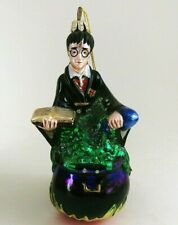 Kurt S. Adler Polonaise Collection/Hand Crafted by Komazja/ /Harry Potter/ Boxed