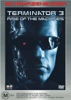 Terminator 3: Rise of the Machines = NEW DVD R4