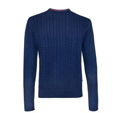 New Mens Bewley & Ritch Stanton Navy Jumper Size XL £17.99 or best offer RRP £45
