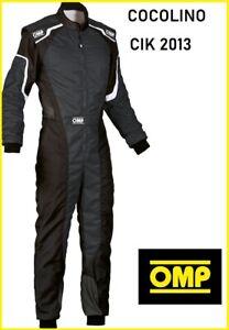 OMP  Kartoverall KS-3 Overall Gr.44 - 62  LEVEL 2 CIK FIA 2013-1 kart suit