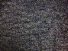 """Canvas Rustic Style Uhpolstery Fabric Deep Denim Blue Mixed 9 1/2 Yds X 54"""" New"""