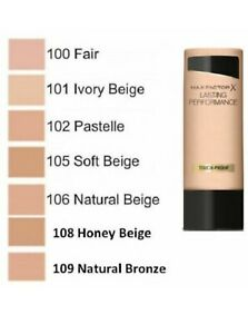 Max Factor Lasting Performance Foundation (Choose Your Shade)